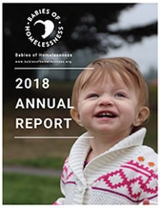 Babies of Homelessness 2018 Annual Report