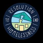 Resolution to End Homelessness logo