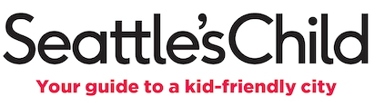 Seattle's Child your guide to a kid friendly city logo